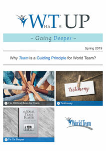 Cover: Going Deeper - Spring 2019