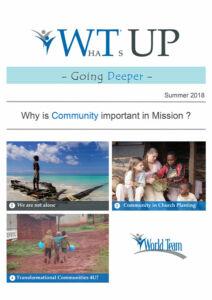 Cover: Going Deeper - Summer 2018